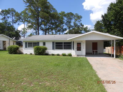 Dunnellon Single Family Home For Sale: 21449 SW Honeysuckle Street