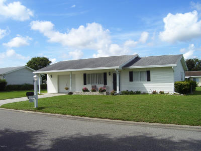 Spruce Creek So Single Family Home Pending: 17918 SE 108th Court