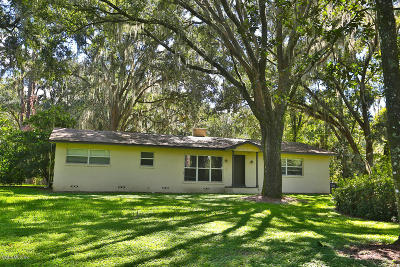 Ocala Single Family Home For Sale: 8765 NW Hwy 225