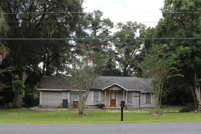 Ocala Single Family Home For Sale: 4425 NE 7th Street
