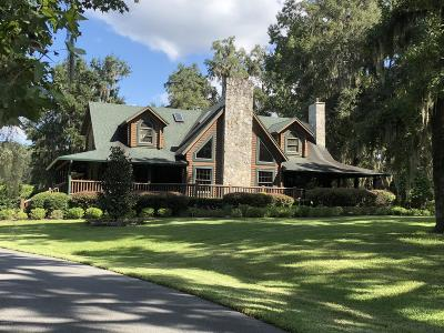Ocala Farm For Sale: 10655 NW 225