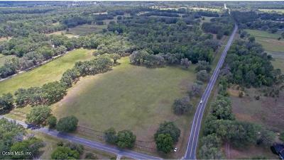 Ocala Residential Lots & Land For Sale: NW 225 Highway