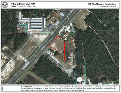Ocala Residential Lots & Land For Sale: 9142 SW Hwy 200
