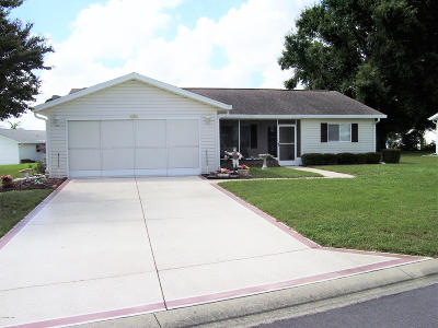 Spruce Creek So Single Family Home Pending: 9892 SE 177 Lane