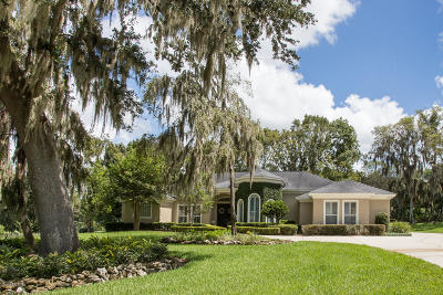 Ocala Single Family Home For Sale: 7975 SE 12th Circle