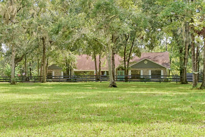 Marion County Farm For Sale: 8135 NW 121st Avenue