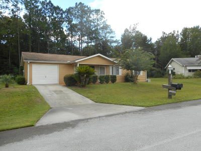 Ocala FL Single Family Home For Sale: $114,900