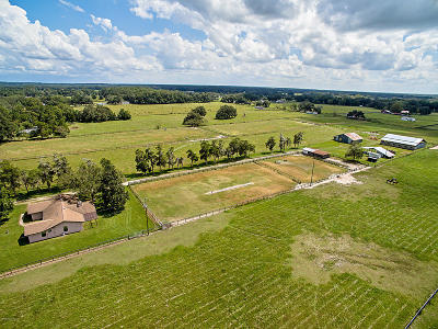 Marion County Farm For Sale: 662 SE 155 Street