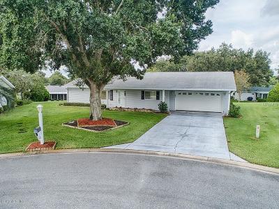 Summerfield FL Single Family Home Pending: $129,900