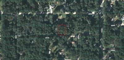 Belleview Residential Lots & Land For Sale: SE 132nd Place Place