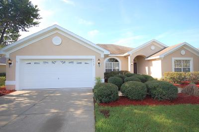 Belleview Single Family Home For Sale: 4012 SE 99th Lane