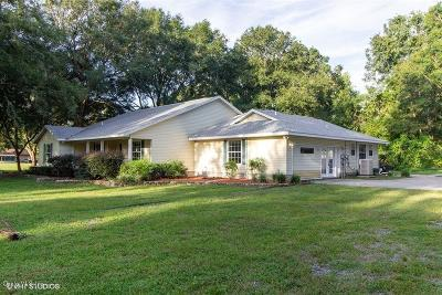 Ocala Single Family Home For Sale: 6410 NE 25th Avenue