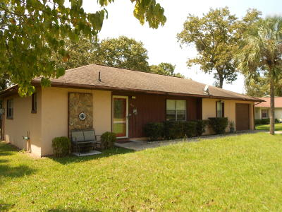 Single Family Home For Sale: 14624 SW 45th Court