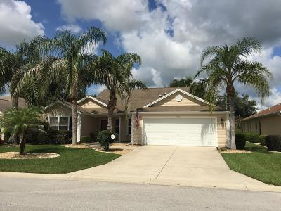 The Villages-Marion Cty Single Family Home For Sale: 17073 SE 76th Creekside Circle