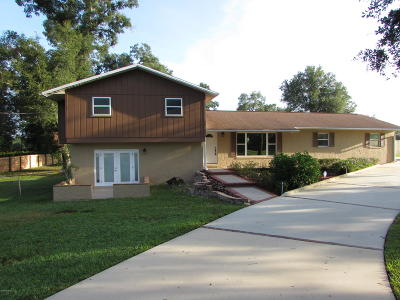 Ocala Single Family Home For Sale: 4731 SW 21st Place