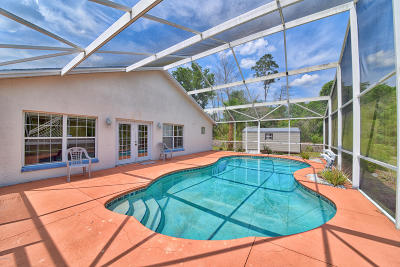 Ocala Single Family Home For Sale: 2411 SW 146th Loop