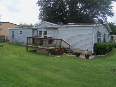 Summerfield Mobile/Manufactured For Sale: 14641 SE 90th Terrace