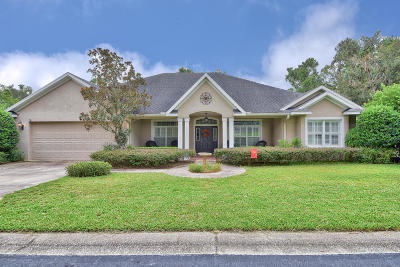 Ocala Single Family Home For Sale: 2416 SE 23rd Place