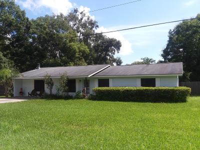 Ocala Single Family Home For Sale: 3821 SE 33 Avenue