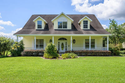 Ocala Single Family Home For Sale: 260 SE 69th Place