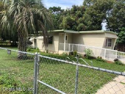 Belleview Rental For Rent: 11948 SE 99th Court
