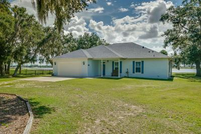 Salt Springs FL Single Family Home For Sale: $649,500