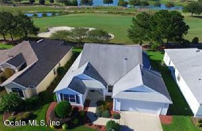 The Villages Single Family Home For Sale: 16848 SE 85th Sapelo Court