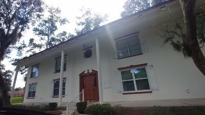 Ocala Single Family Home For Sale: 1416 SE 27th Street #H