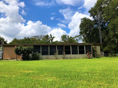 Ocala Mobile/Manufactured For Sale: 3461 SE 93rd Place
