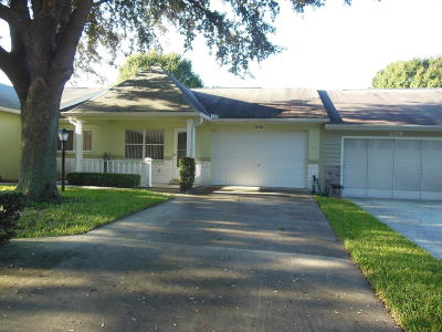 Ocala Single Family Home For Sale: 9392 SW 97th Place #B