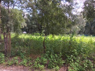 Citra Residential Lots & Land For Sale: 19009 NE 9th Avenue