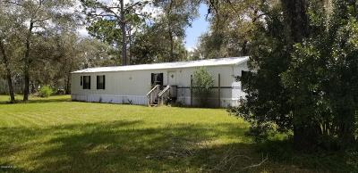 Mobile/Manufactured For Sale: 13190 SE 28th Street