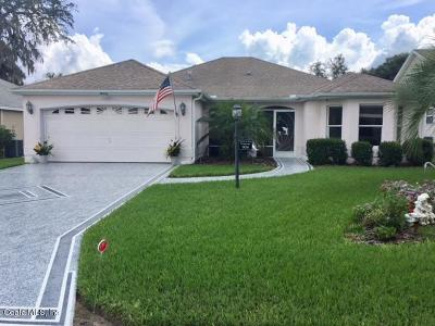 The Villages Single Family Home For Sale: 904 Algonquin Road