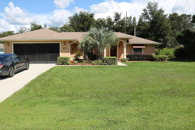 Single Family Home For Sale: 14059 SW 47th Avenue