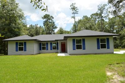 Marion County Rental For Rent: 7710 NW 14th Street