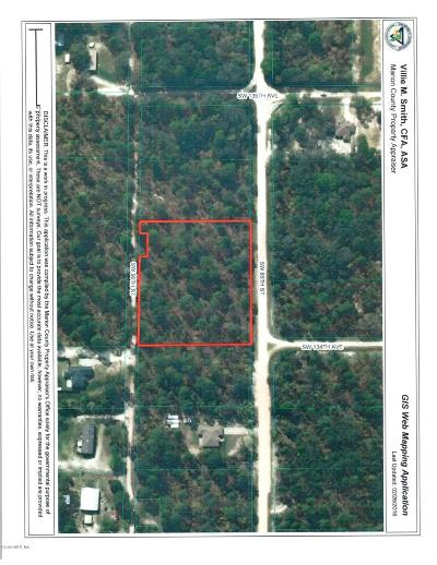 Rolling Hills, Rolling Hills Unit 1-A, Rolling Hills Unit 2, Rolling Hills Unit 2-A, Rolling Hills Unit 3, Rolling Hills Unit 4, Rolling Hills Unit 5 Residential Lots & Land For Sale: SW 89th Street