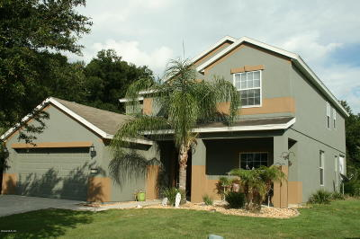 Ocala Single Family Home For Sale: 4656 SW 42nd Street