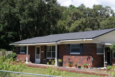 Ocklawaha Single Family Home Pending: 12971 E Hwy 25