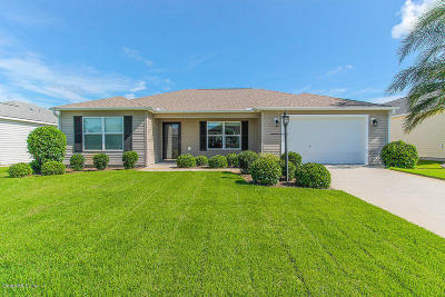 The Villages Single Family Home For Sale: 633 Abdella Way