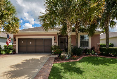 Ocala Single Family Home For Sale: 7399 SW 101st Avenue