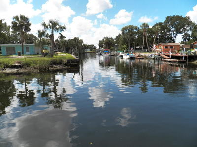 Crystal River Single Family Home For Sale: 1940 NW 18th Street