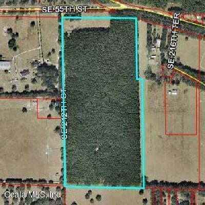 Residential Lots & Land For Sale: 21230 SE 55 Street
