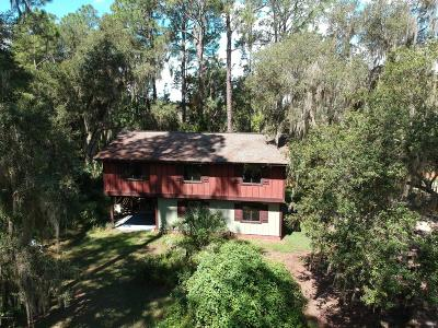 Lady Lake Single Family Home For Sale: 7305 Circle Drive