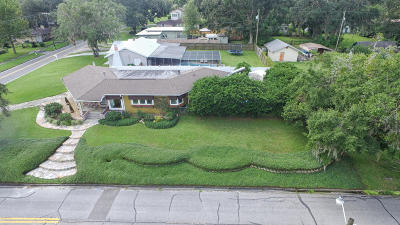 Ocala Single Family Home For Sale: 930 NE 12th Avenue