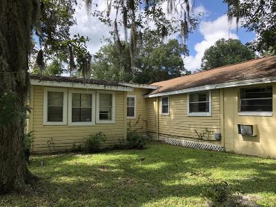 Ocala Single Family Home For Sale: 1122 SW 3rd Street