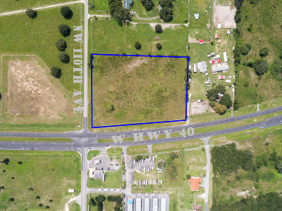 Ocala Residential Lots & Land For Sale: 120 SW 110 Avenue