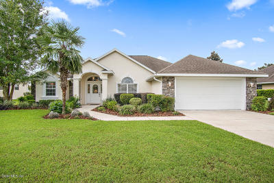 Majestic Oaks Single Family Home For Sale: 5530 SW 87th Place
