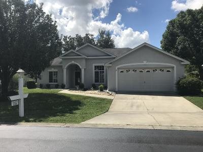 Ocala Palms Single Family Home For Sale: 5280 NW 26th Lane
