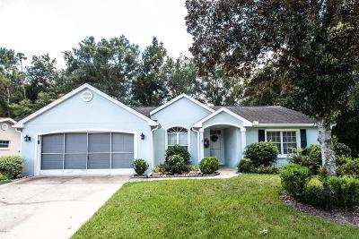 Ocala Single Family Home For Sale: 7706 SW 114th Loop