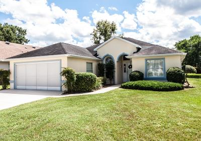 Ocala Single Family Home For Sale: 7324 SW 112th Place
